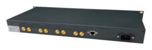 Attenuator Box 0.1-8 GHz, 1 U | Ranatec