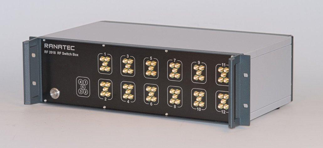 RF2018B Solid State Switch box | Ranatec