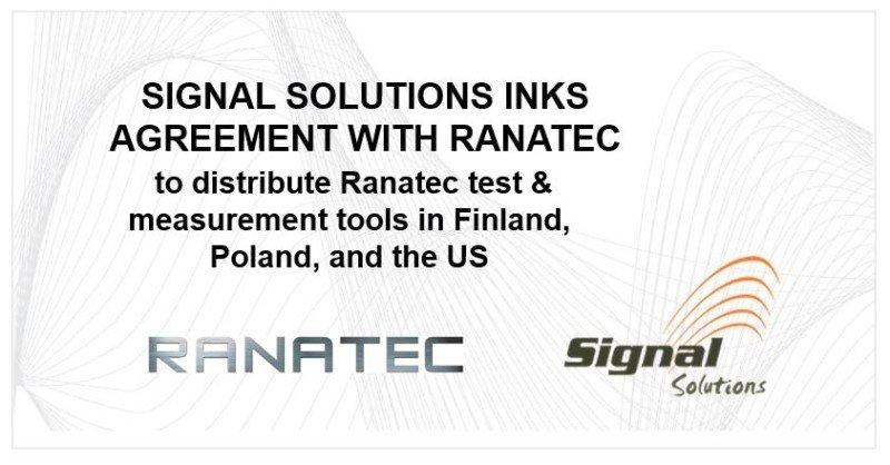 Signal Solutions   Ranatec