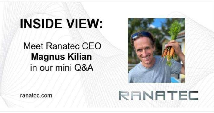 Meet Ranatec CEO | Ranatec