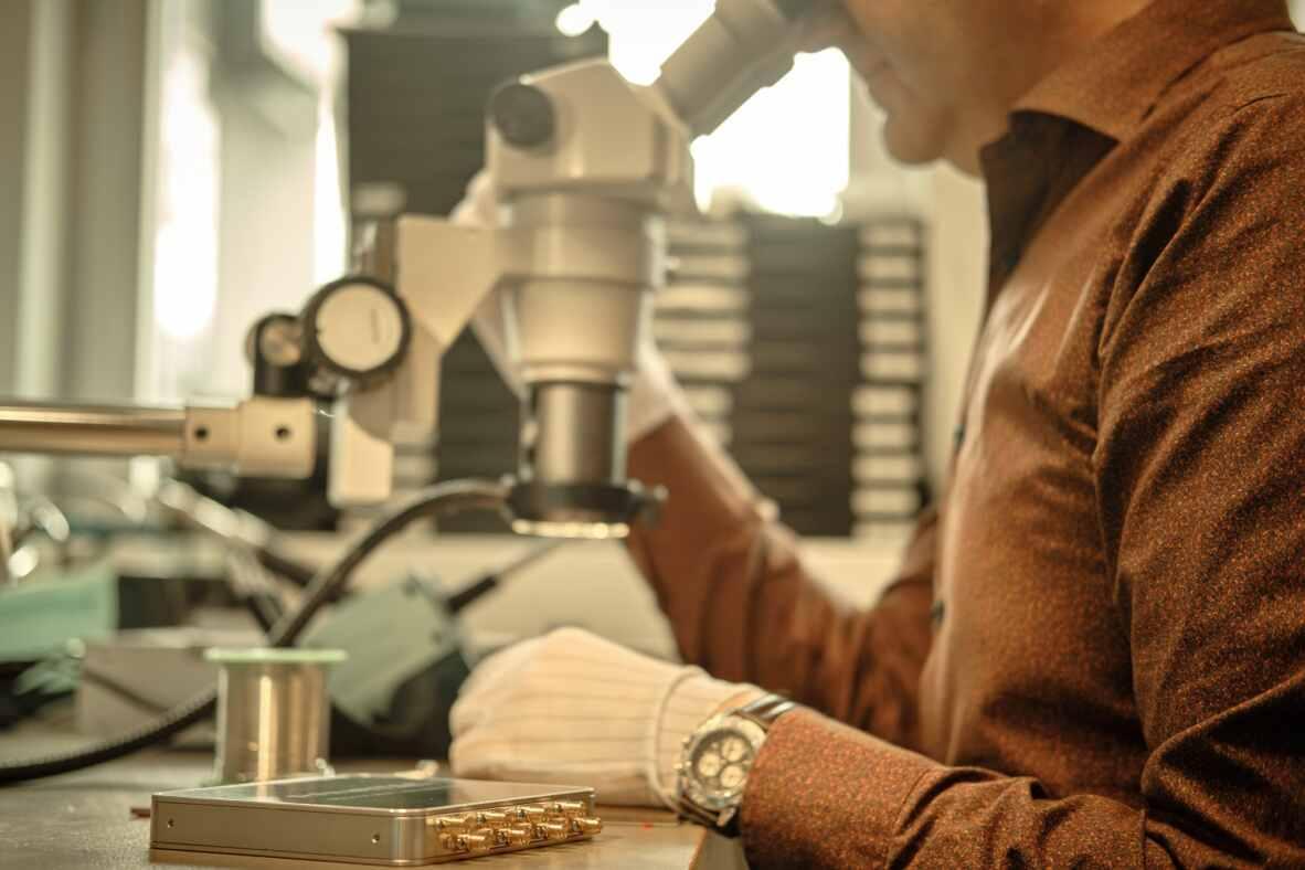Microscope   Ranatec