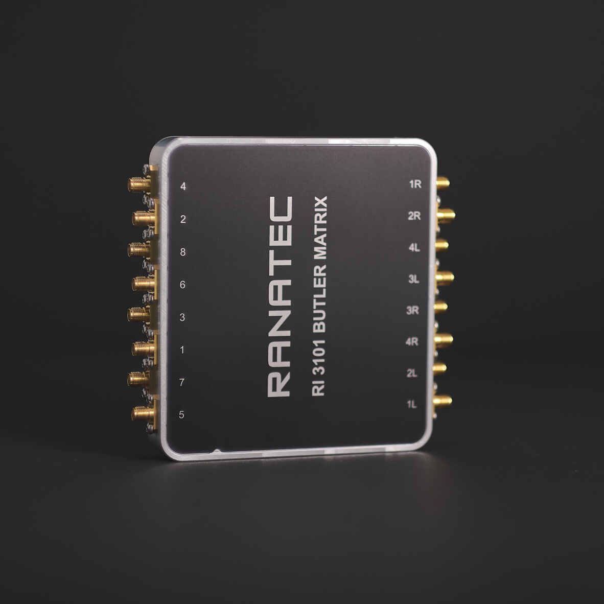 Butler matrix used for wireless test applications using microstrip technology |Ranatec
