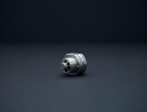 Ranatec introduces the high-performance RI 4196 Fiber Optic feedthru element