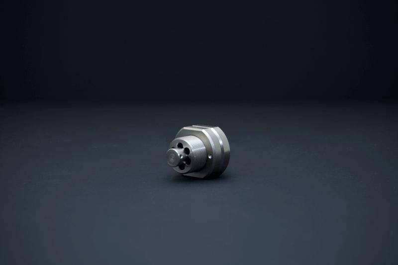 RI 4196 Optical Fiber Feedthru | Ranatec