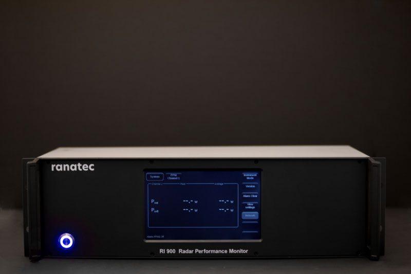 RI 900 Radar Performance Monitor | Ranatec